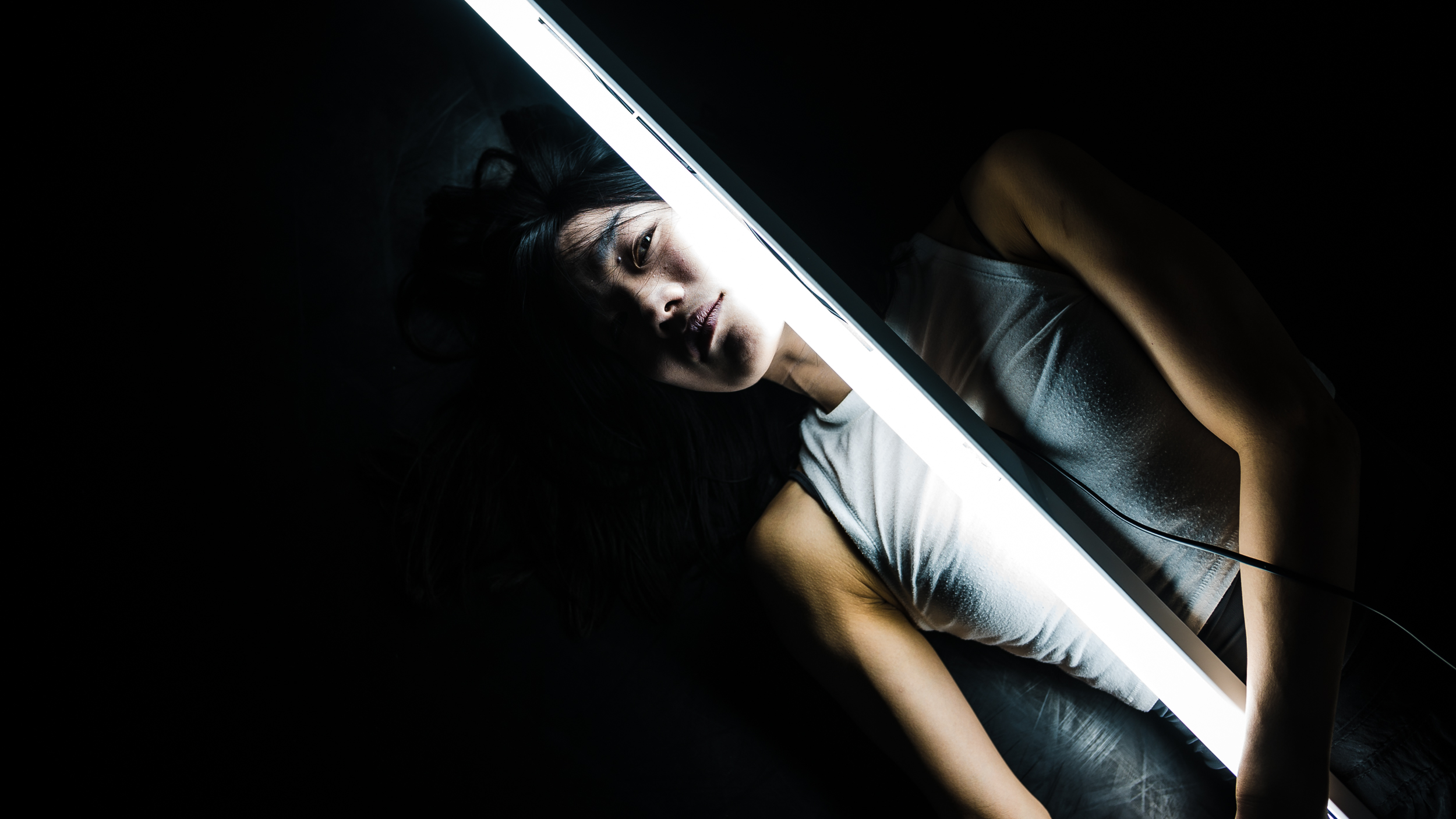 Gabriela Prochazka: Herz Performance - Rehearsing with Ichi Go - www.paulhenschel.com